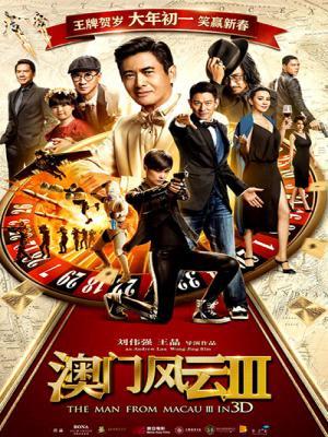 Xem Phim Thần Bài Macau 3 2016