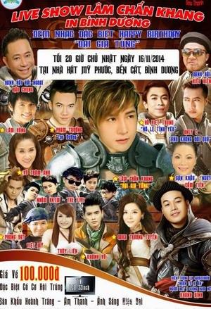 Xem Phim Live Show Lâm Chấn Khang 2019